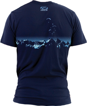 Airsthetik, Ozone, T-Shirt, mountains, paragleiten