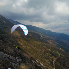 SUP´AIR Wild - Hike and Fly X-Alps Schirm